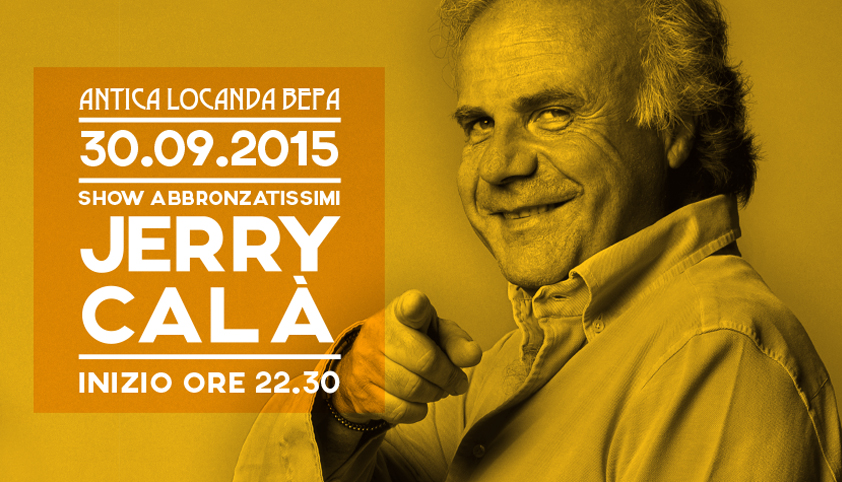 Show Abbronzatissimi con Jerry Calà