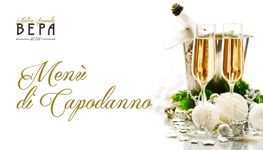 Capodanno 2017 all'Antica Locanda Bepa